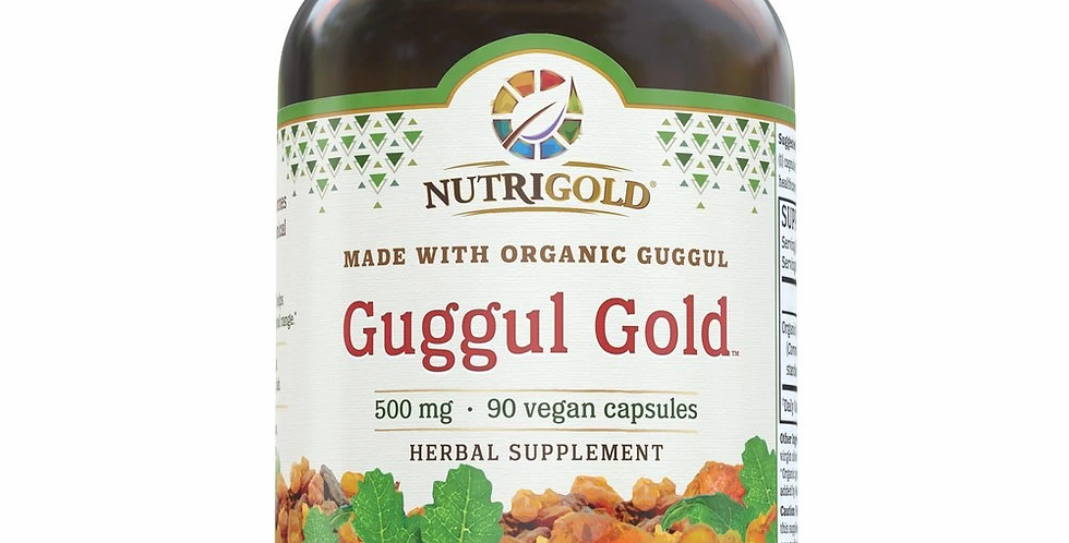 Nutrigold Guggul Gold