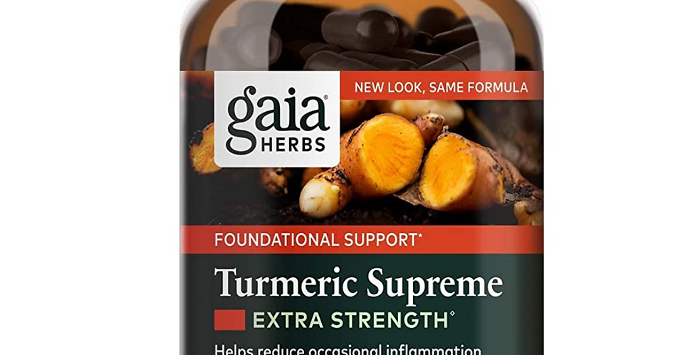 Gaia - Turmeric Supreme Extra Strength