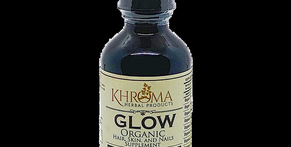 Khroma Glow Organic Hair, Skin and Nails