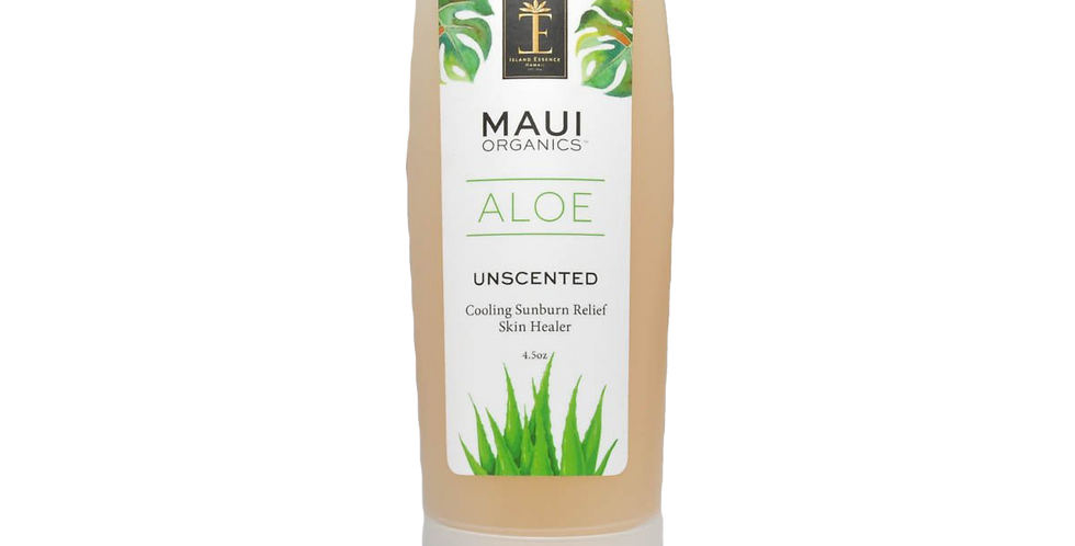 Maui Organics - Aloe Vera Gel