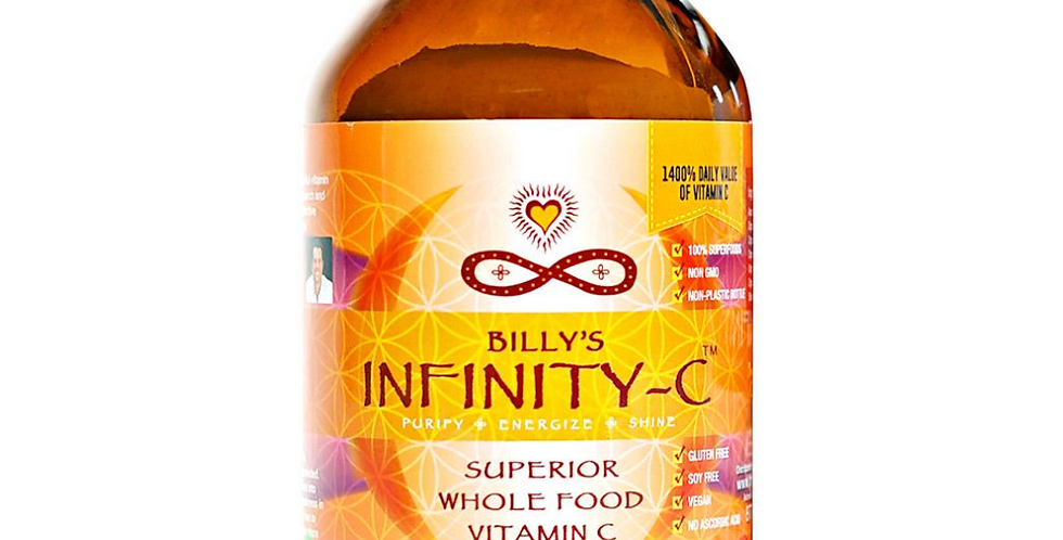 Billy's Infinity-C Powder