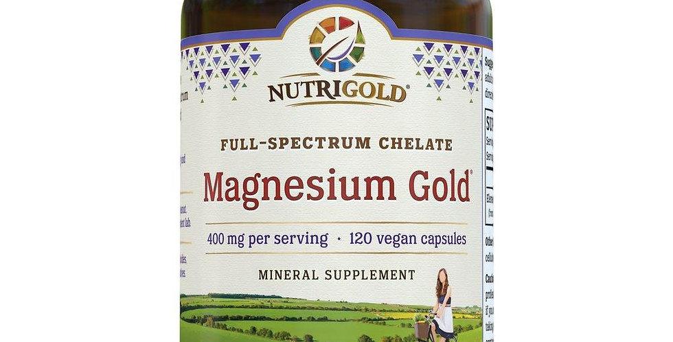 NutriGold - Magnesium Gold