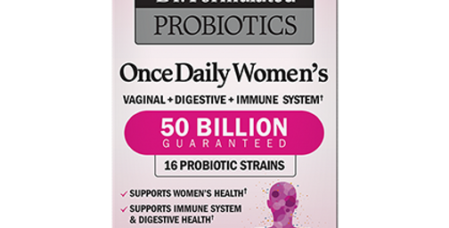 Garden of Life OnceDaily Women's Probiotics