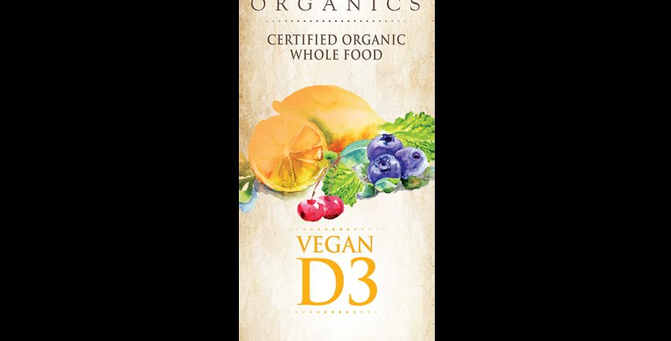 Garden of Life mykind Organics Vegan D3