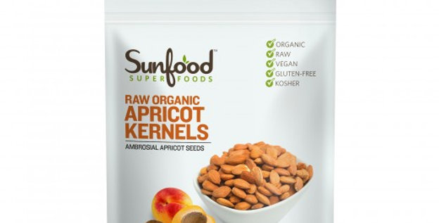 Sunfood - Apricot Kernels