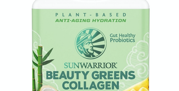 Sunwarrior - Beauty Greens Collagen
