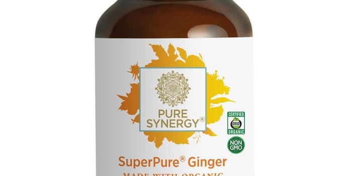 Pure Synergy SuperPure Ginger