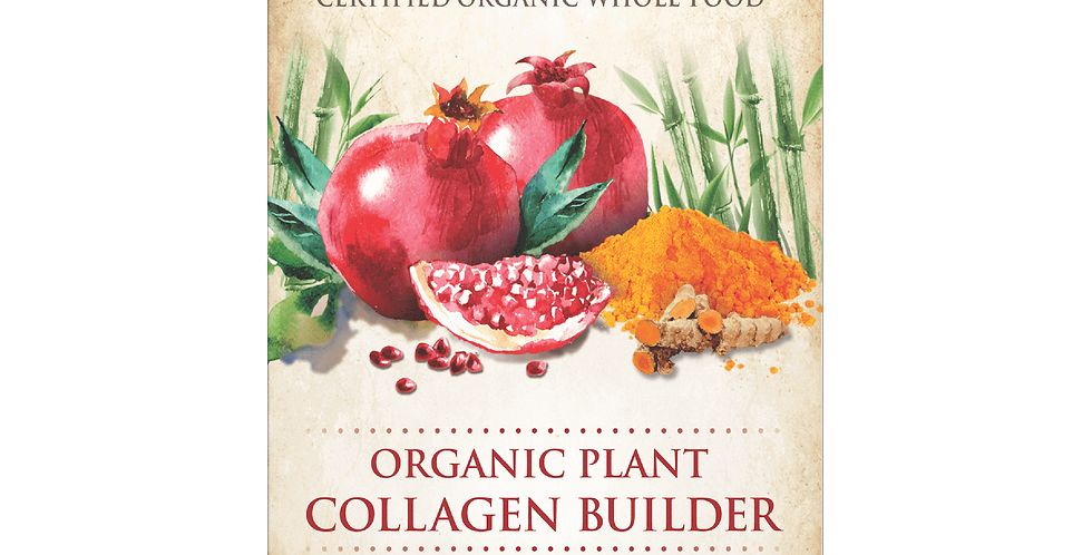Garden of Life mykind Organic Plant Collagen Builder