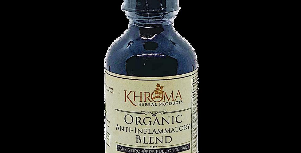 Khroma Organic Anti-Inflammatory Blend