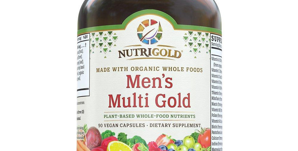 NutriGold Men's Multivitamin