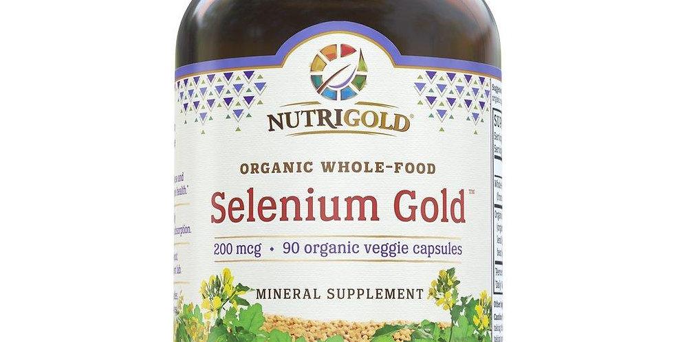 NutriGold - Selenium Gold