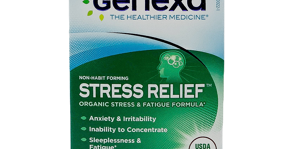 Genexa - Stress Relief