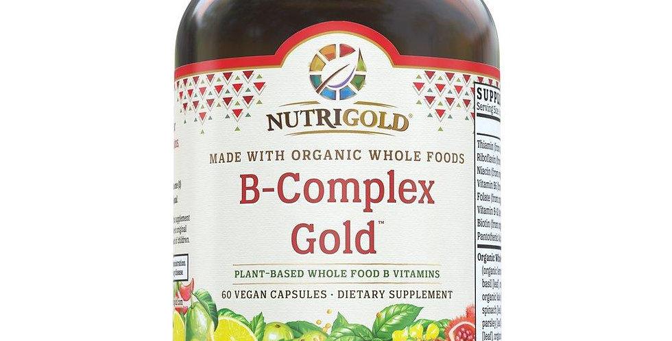 Nutrigold - B-Complex 60 Cap