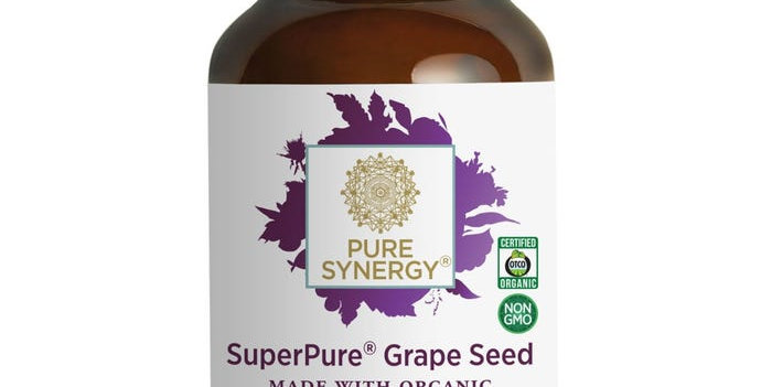 Pure Synergy SuperPure Grape Seed