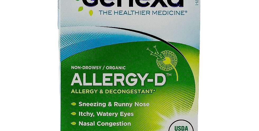 Genexa - Allergy-D