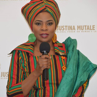 Professor Justina Mutale