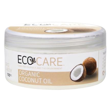 ECOCARE Organic Coconut Oil