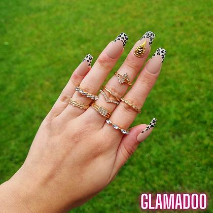 Leopard Glam ♡
