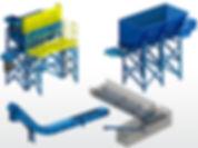 Alimentador e Transporte de Biomassa