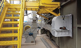 Fornalha Industrial