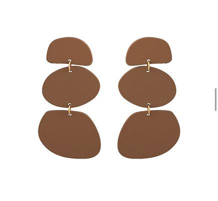 Toffee Earrings