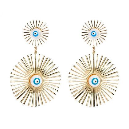 Rayos Del Sol Earrings