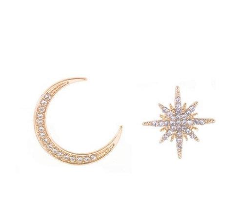 Gold Celestial Pair