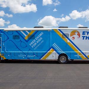 Eye Thrive Mobile Vision Station, Profile