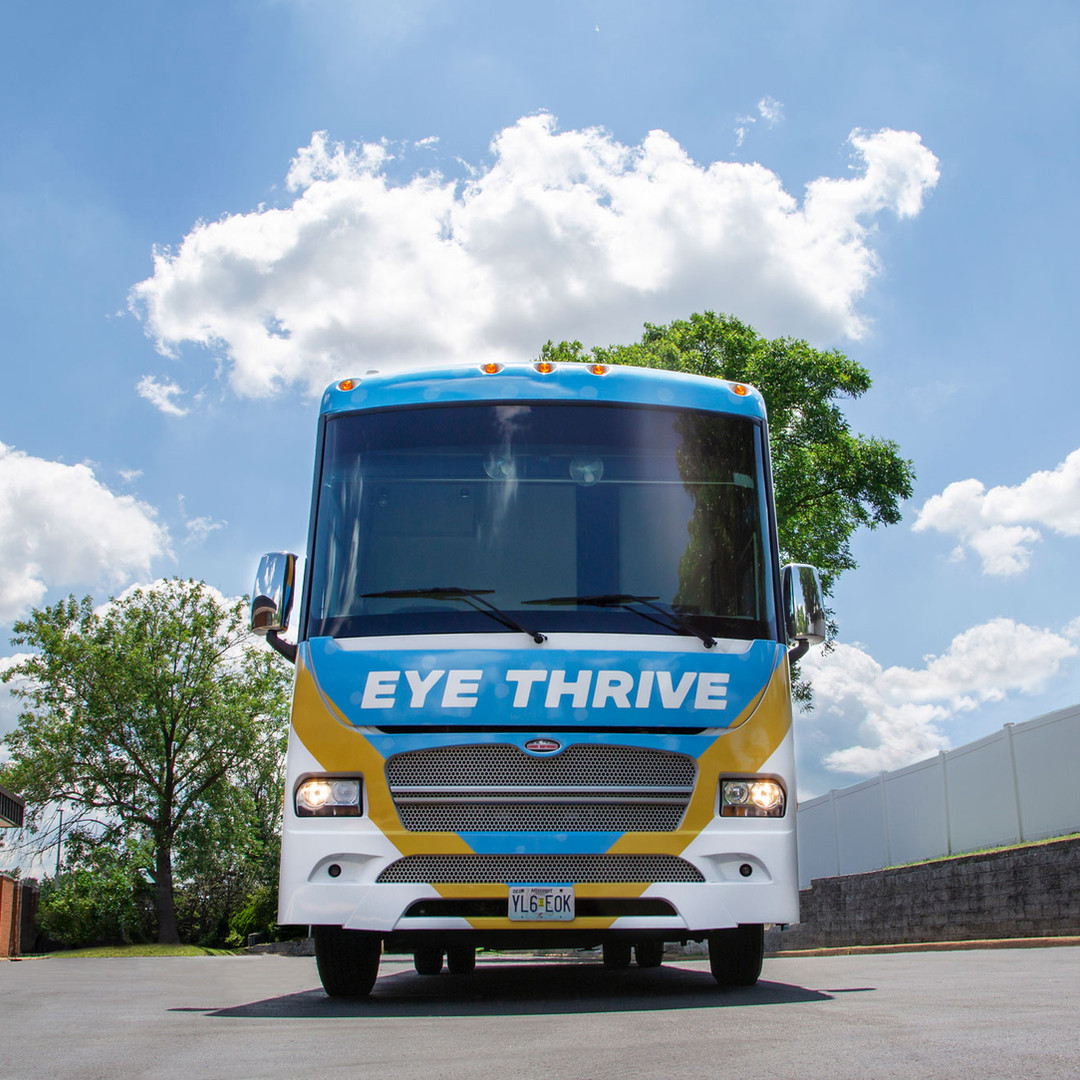 Eye Thrive Mobile Vision Station, Front