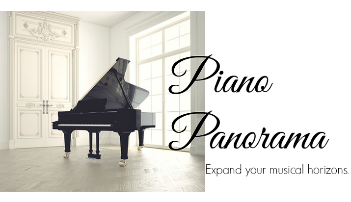 Piano Panorama header