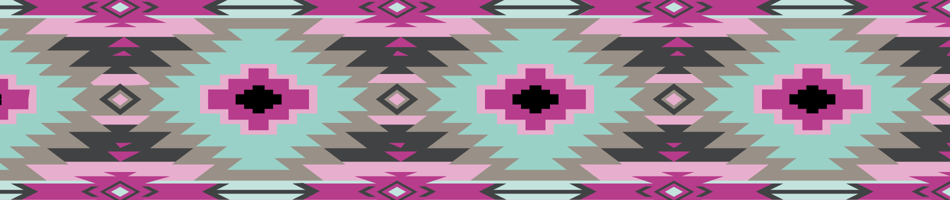 Native Pink/Mint