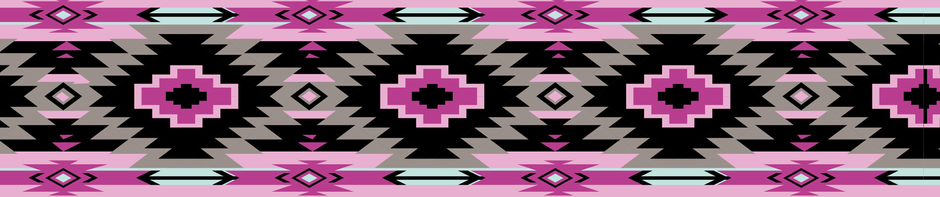 Native Pink/Black