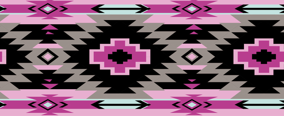 Native Pink/Black