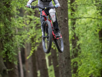 Primex supports Enduro Mountain Bike Rider Liam