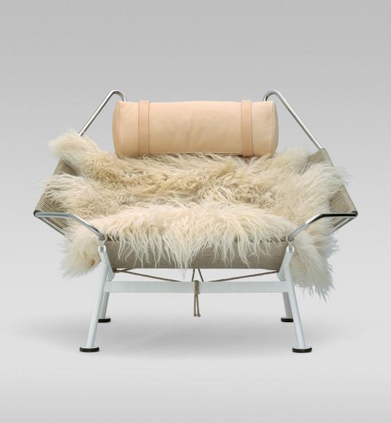 The Flag Halyard Chair
