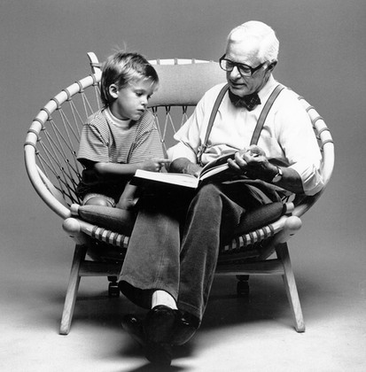 The Circle Chair - Hans J. Wegner