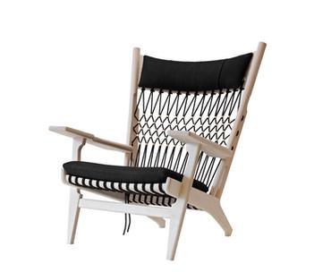 Web Chair - Hans J. Wegner