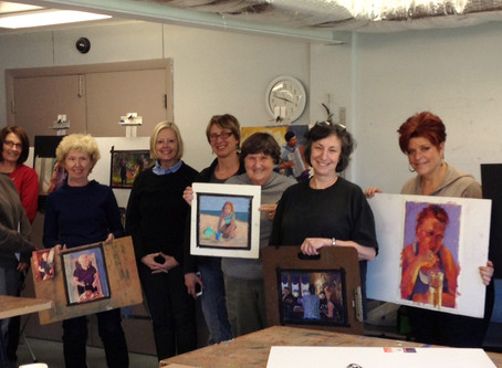 Figurative Workshop on the Cape