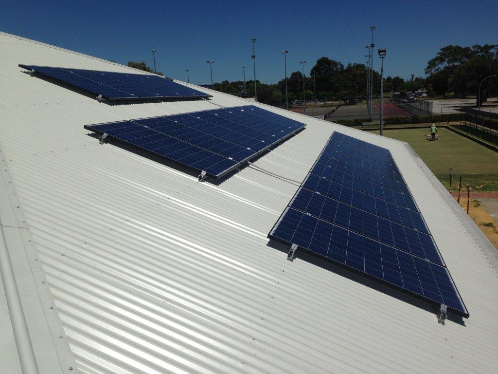 Willetton Bowling Club - Roof6