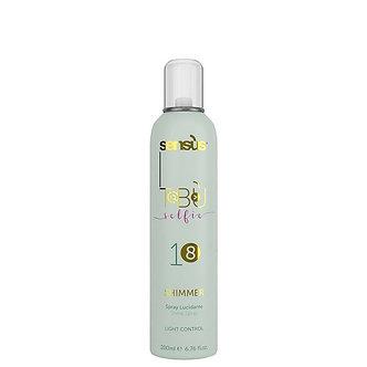 TAB>U - Spray Shimmer Brillantine