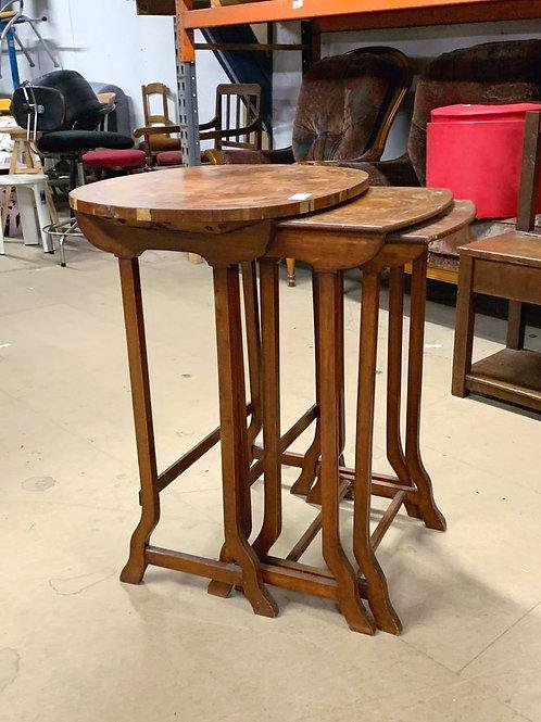 Table Gigogne 3 pièces