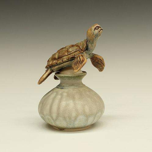 Sea Turtle Perfume Bottle