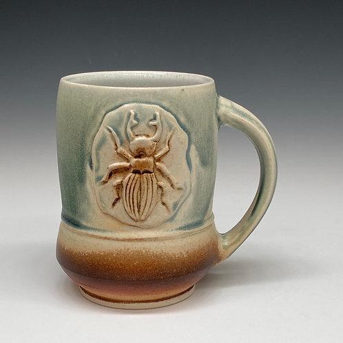 Staghorn Beetle Mug