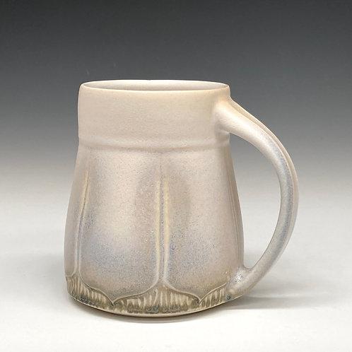 Snowy Lotus Mug #1