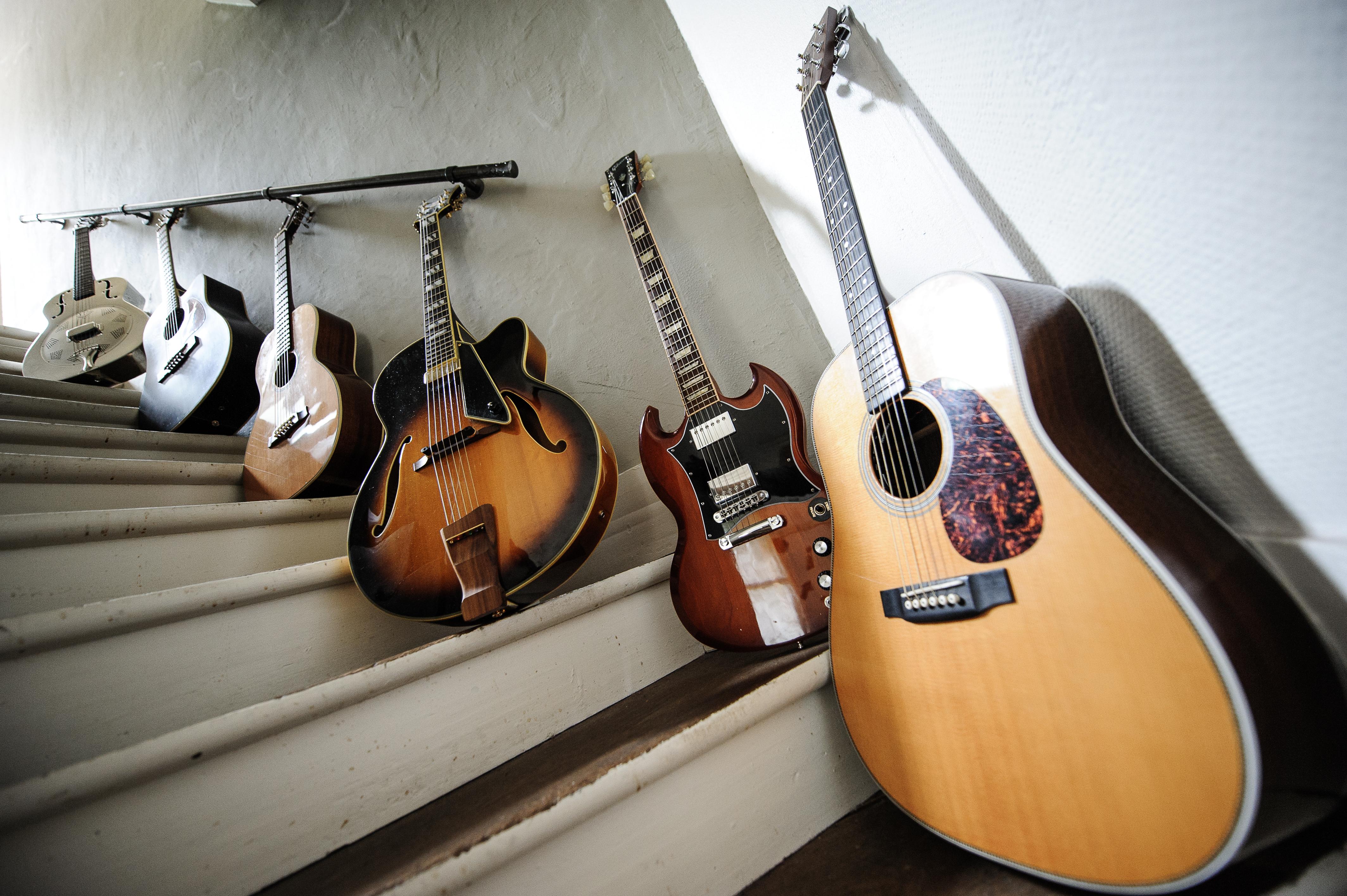 Ben-T-Zik guitar lessons