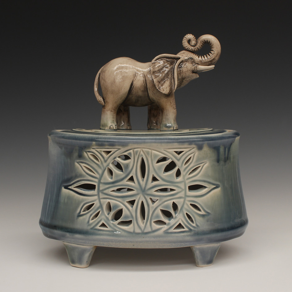 Elephant Censer 2017