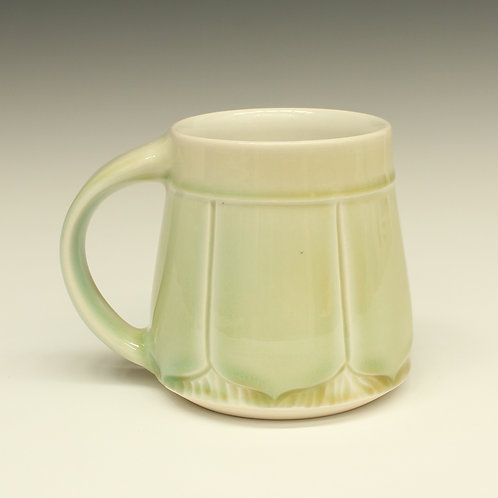 #3 Amber Lotus Mug