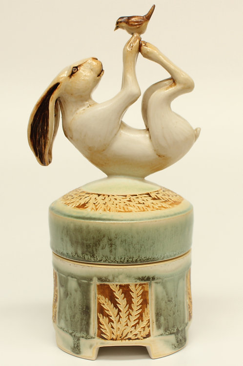 The Hare and Wren