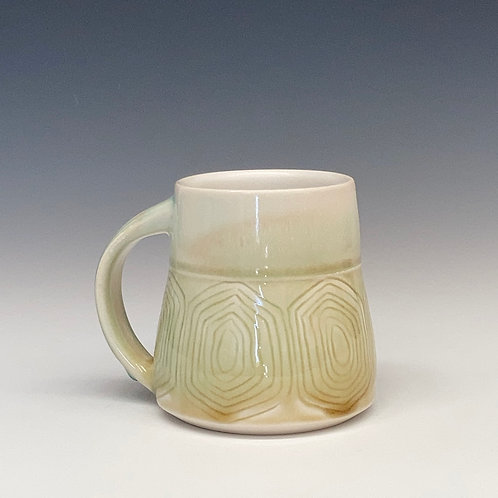 Turtle Shell Mug