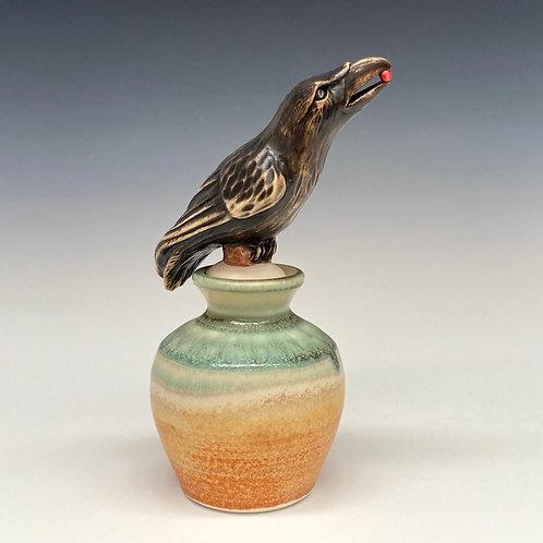 Raven Perfume Bottle